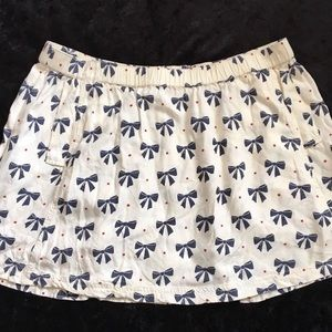 Urban Outfitters Cooperative Cotton Mini Skirt